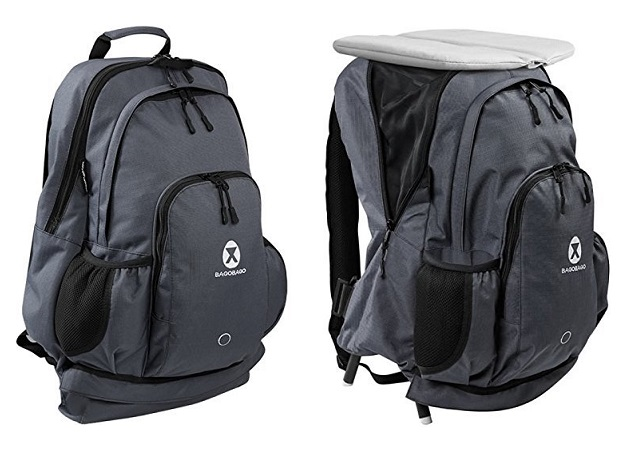 Unique BagoBago Backpack Has Built-in Stool (11)