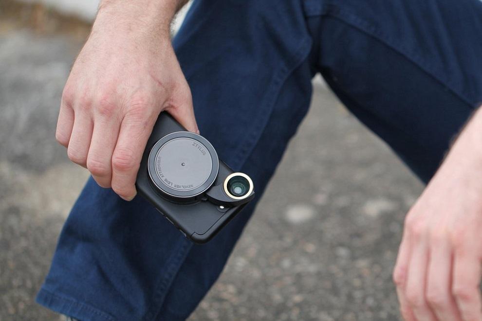 Ztylus Has Newly Redesigned Revolver iPhone 7 Lens Kit (7)