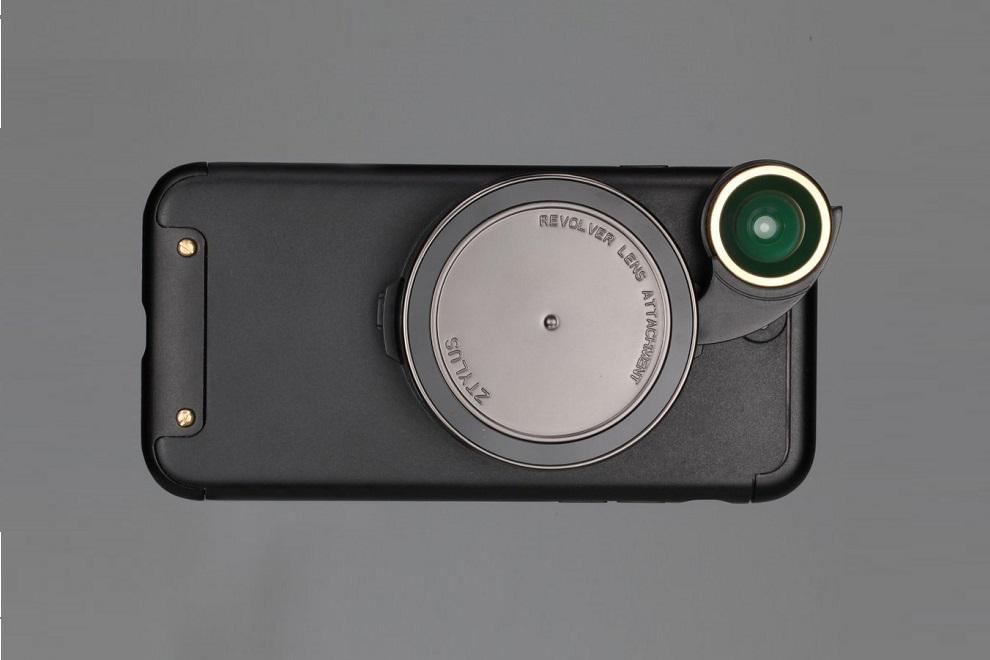 Ztylus Has Newly Redesigned Revolver iPhone 7 Lens Kit (4)