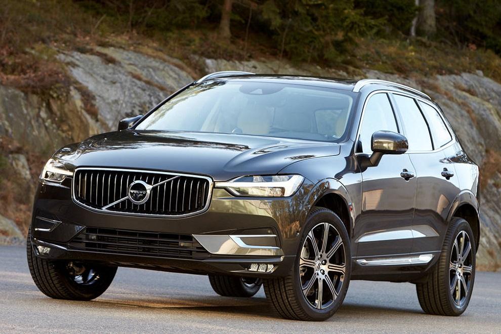 2017 Volvo XC60 SUV (8)