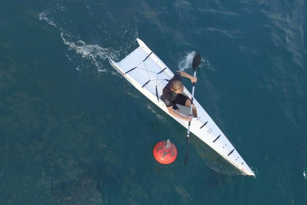 Foldable Kayak HYPAR (2)