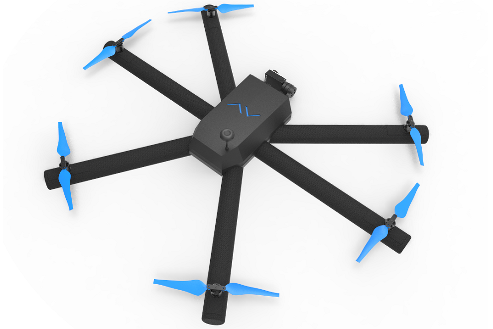 This Inflatable Drone Won't Worry About Water Landings (2)