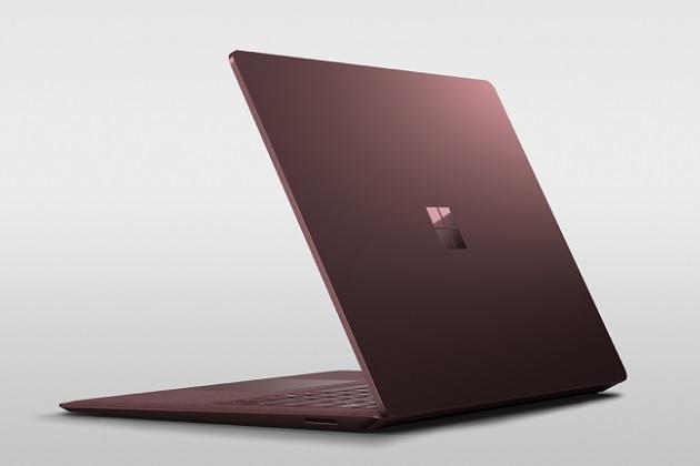 surface laptop burgandy bonjourlife