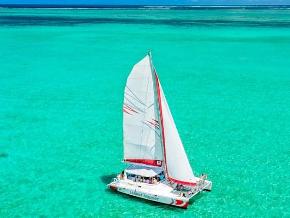 Catamaran - Eau Turquoise