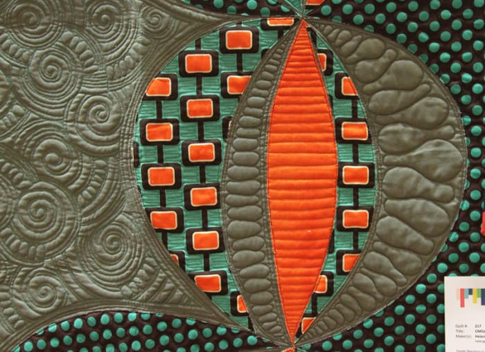 2015 Modern Quilt Show Australia at Kiama, on Bonjour Quilts