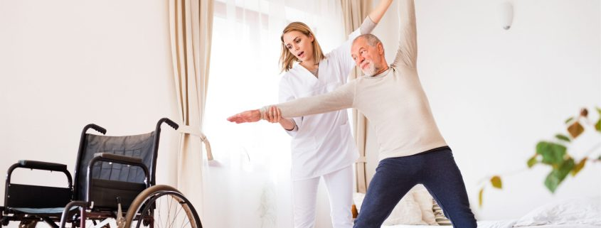 Care Home Negligence Making a Claim