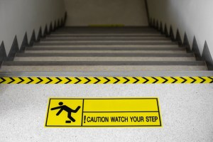 How to Avoid Slips, Trips and Falls in the Workplace
