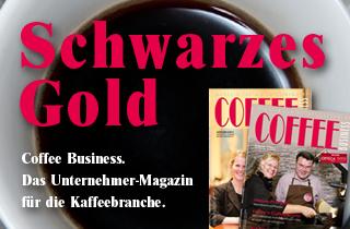 Coffee Business - das Magazin für die Kaffeebranche