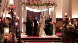 Emily and Josh's wedding highlights