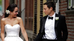 Rhea and Mark's Philadelphia wedding video preview