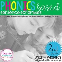 Unit 4 Sentence Scrambles