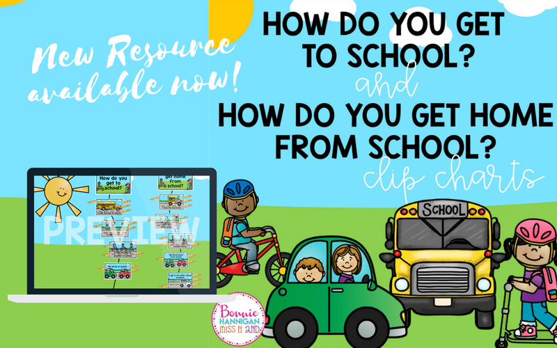 How Do You Get To School Resource