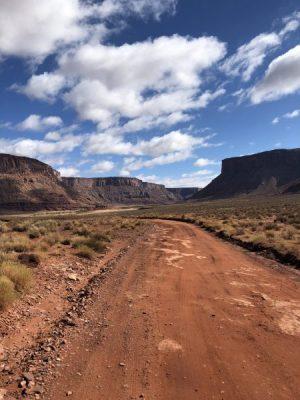 Moab Road Hike!