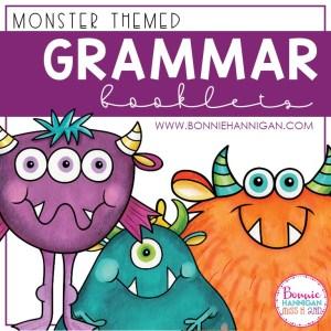 Grammar Booklets