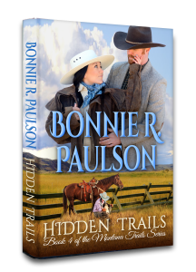 Hidden Trails is HERE and it's a tear jerker! – Bonnie R  Paulson