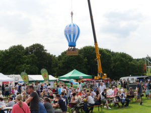 9. Ballonfestival Bonn 09.‐11.06.2017 in der Rheinaue