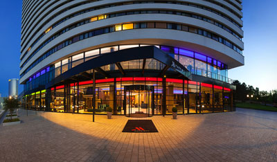 Mariott World Conference Hotel Bonn