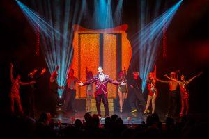 """Die große Coperlin Show"" Glitter – Glamour – Comedy im GOP Varieté Theater Bonn"