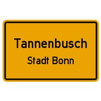 Bonn Tannenbusch