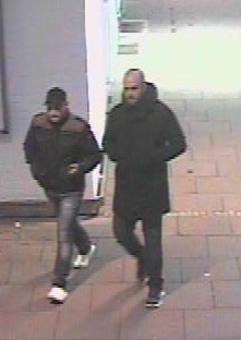 Wer kennt diese beiden Männer? Hinweise an das KK 35 unter 0228/15-0