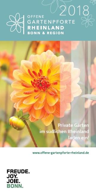 Private Gärten im Rheinland öffnen ihre Pforten