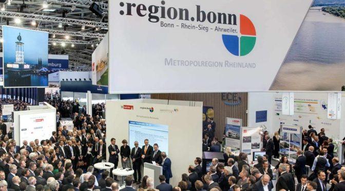 Große Nachfrage nach der Region Bonn auf der Expo Real