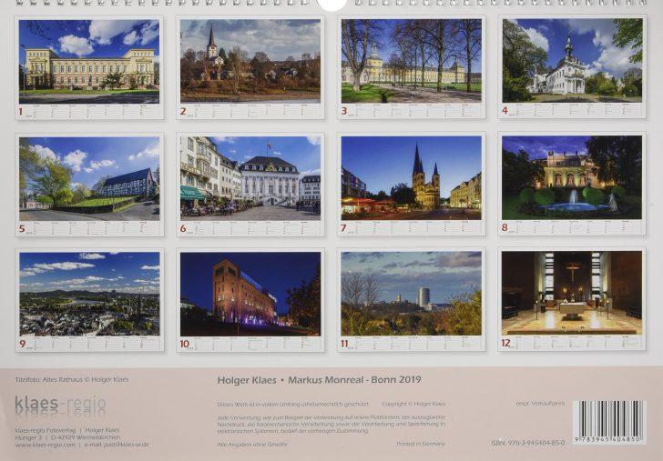 Bonn 2019 Bildkalender