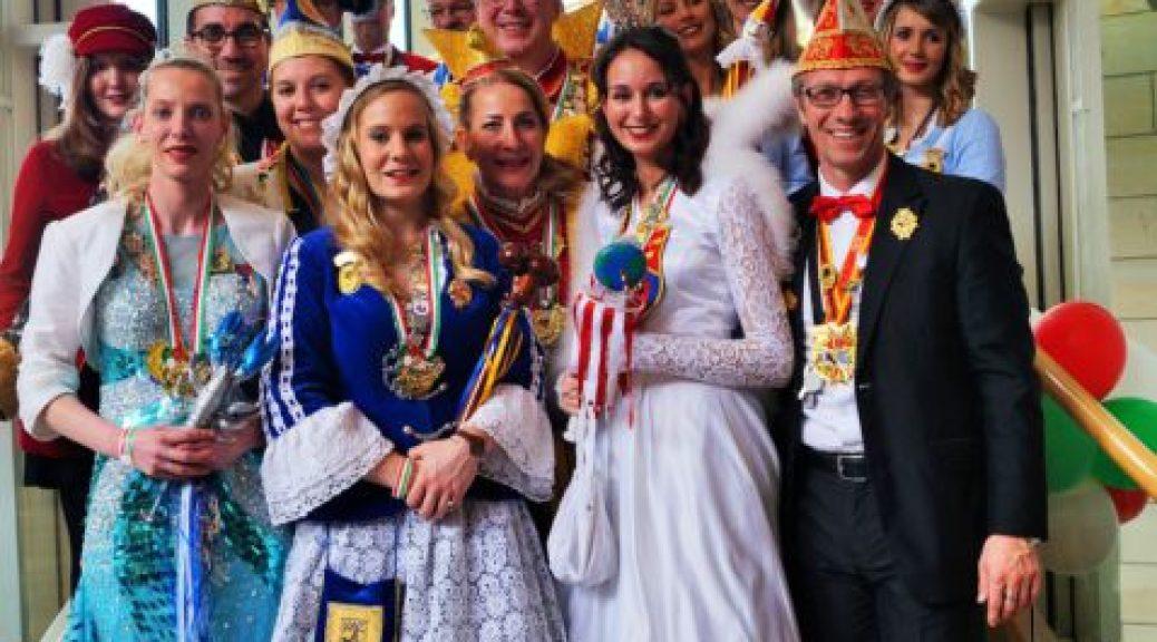 Bonner Tollitäten beim Närrischen Landtag 2019 - Karnevalisten folgen Einladung Bonner Landtagsabgeordneten