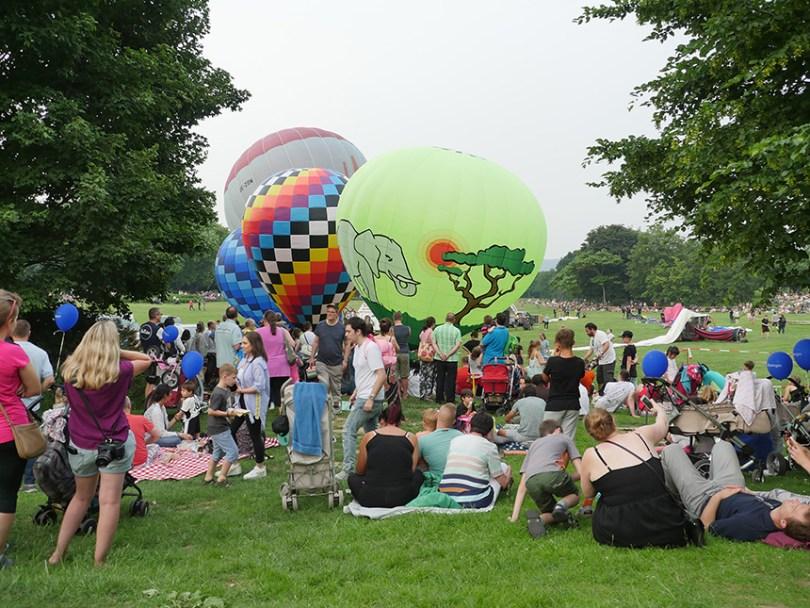 11. Ballonfestival Bonn | Pfingsten in der Rheinaue