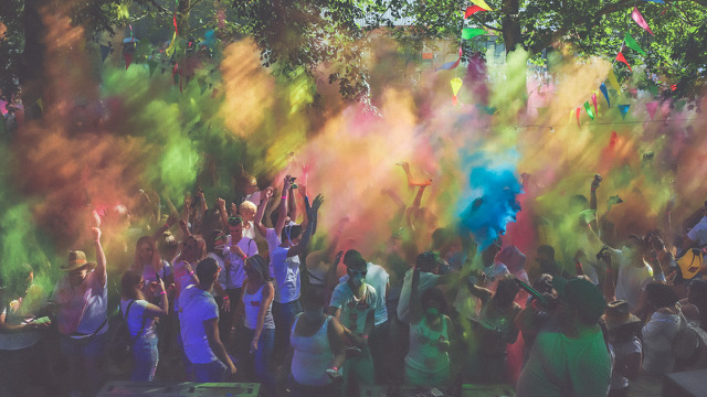 6 Jahre Holi Colors Festival in Bonn | #holicolorsbonn #colorfulisbeautiful