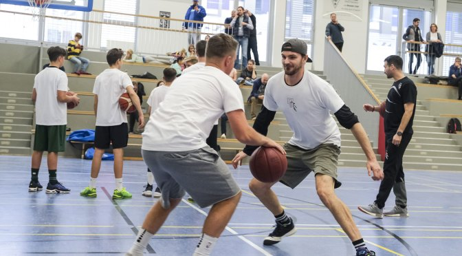 Bonn ist wieder im Basketball-Fieber: Bewerbungsphase für Baskets@school startet