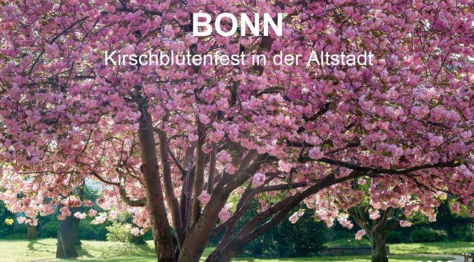 🌸🍒Bonn – Kirschblütenfest in der Bonner Altstadt 2020🍒🌸