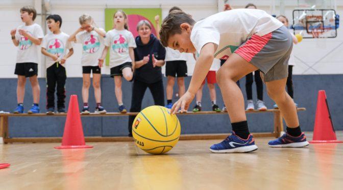 Übung macht den Meister: Top-Scorer der 3. Baskets Grundschul- Challenge stehen fest