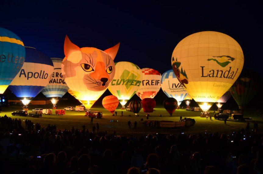 12. Ballonfestival Bonn – Neue Termine ab 2. Oktober 2020