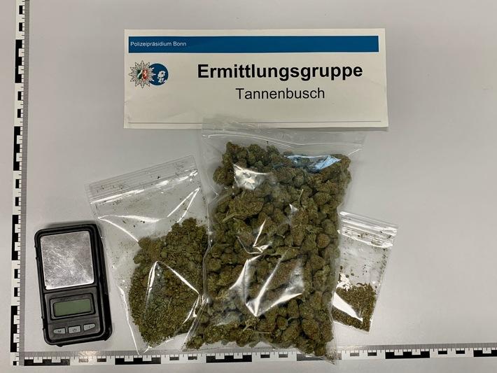 Bonn-Tannenbusch: 24-Jähriger nach erneutem Drogenhandel in U-Haft