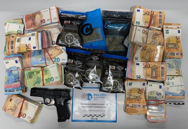 Bornheim: Cannabisplantage aufgeflogen 34-Jähriger in Untersuchungshaft