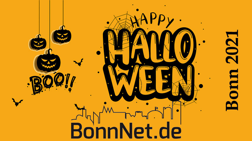 Halloween 2021 in Bonn