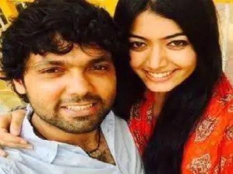 Rakshit Shetty Rashmika Mandanna marriage