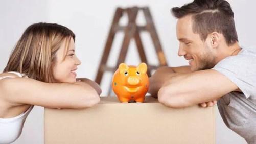 split expenses with partner