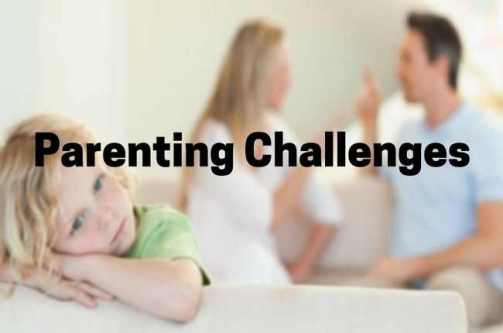 Marriage counselling can help in dealing with parenting challenges