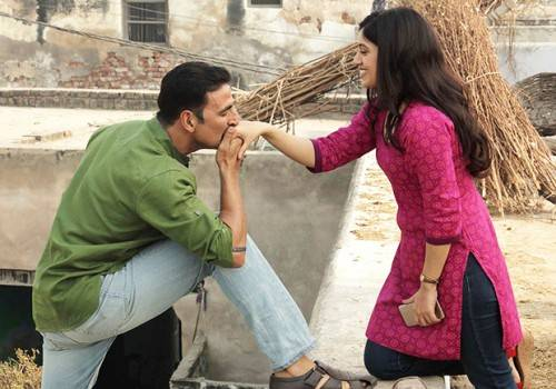 First try to be friends. Love happens in Arranged marriage