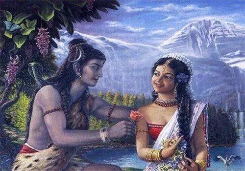 sati-and-shiva