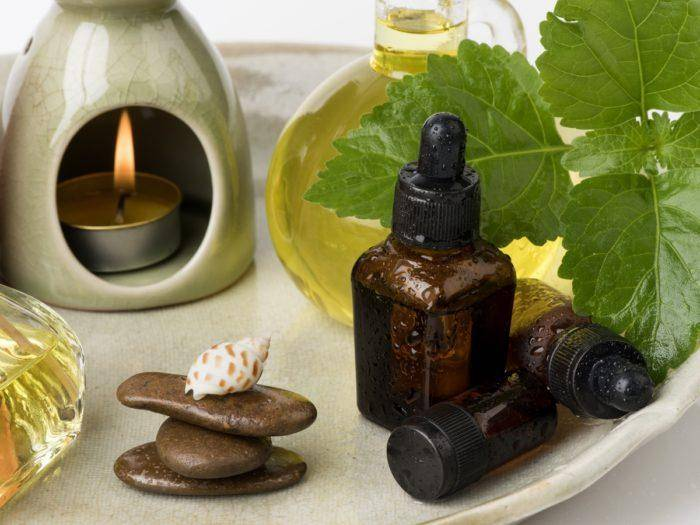 Patchouli The Booster Oil