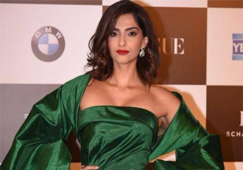 sonam in 'Vogue Fashion icon of the year'