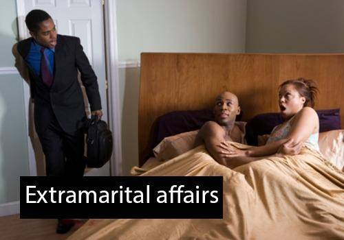 A marriage counselor can save a marriage after an extramarital affair