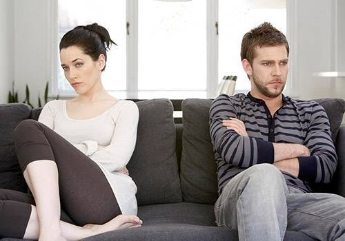 Stonewalling in relationships