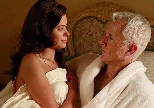 Older men are good in bed