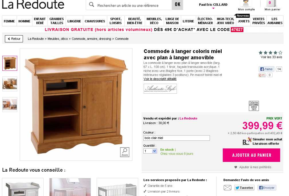Commode Table Langer Moins De 110 Euros