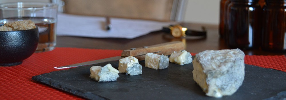 Plateau de fromages - Description sensorielle de fromages
