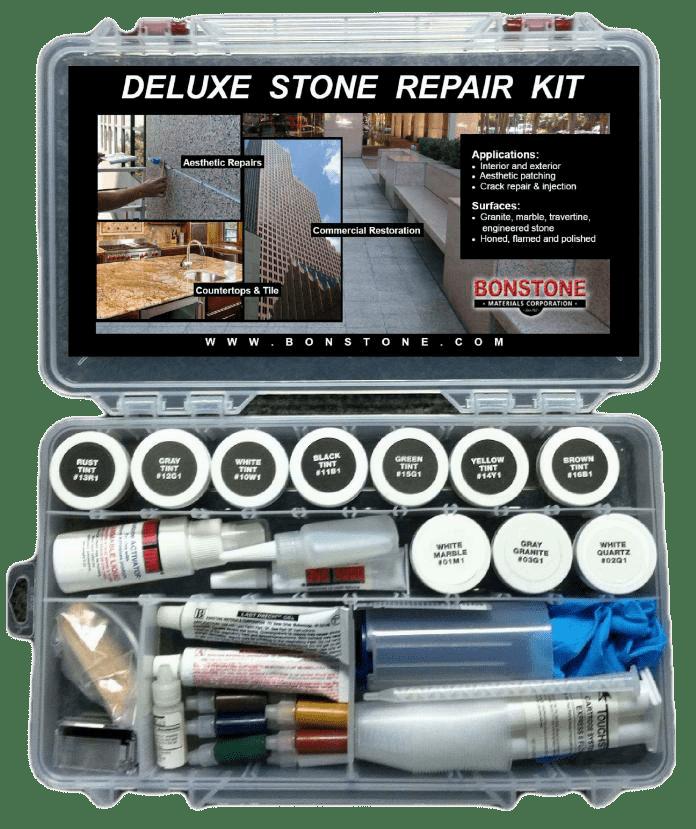 Deluxe Stone Repair Kit